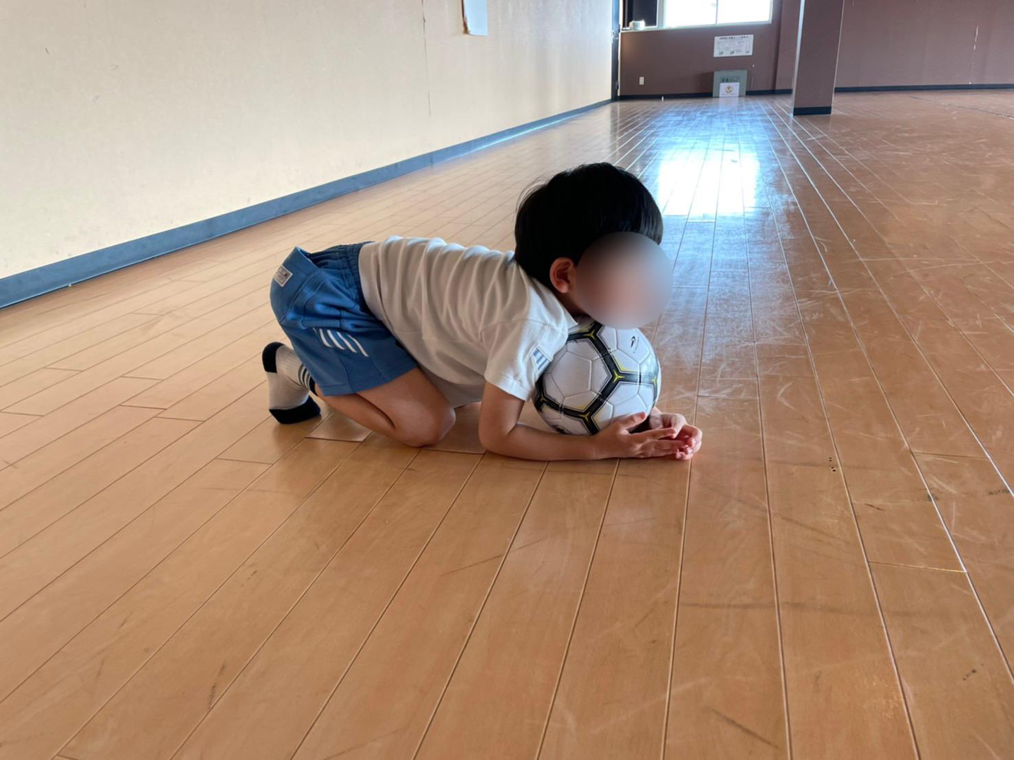 サッカー好き!!